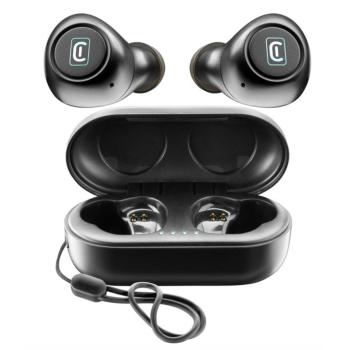 Auriculares Bluetooth negro...